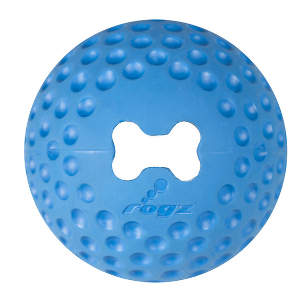 Rogz Dog Ball Gumz Chew Toy Medium