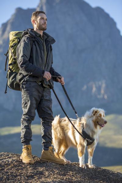 Rogz Explore Dog Harness and Leash set  Padded Large