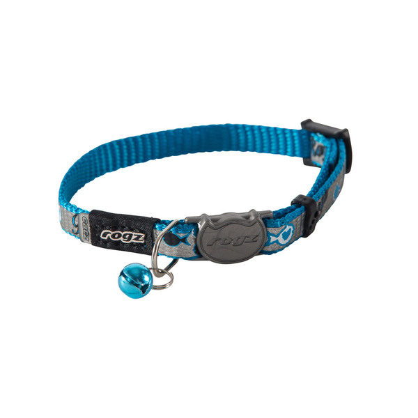 Rogz Cat Collar Kittyrogz Reflectocat Breakaway Small