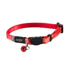 Rogz Cat Collar Kittyrogz Safeloc Buckle KiddyCat Small