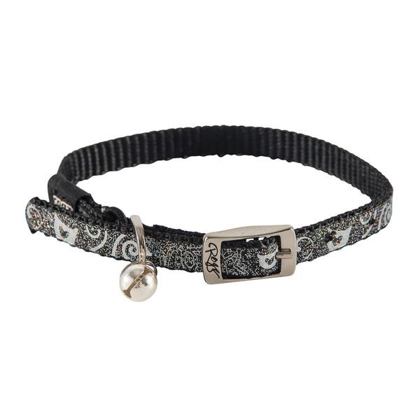 Rogz Cat Collar Kittyrogz Sparkle Pin Buckle  XSmall