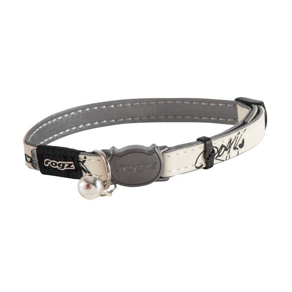 Rogz Cat Collar Kittyrogz Safeloc Buckle GlowCat Small