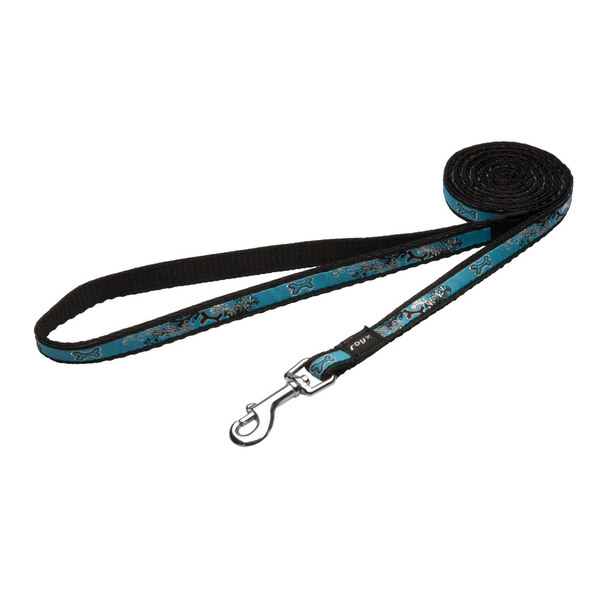 Rogz Fancydress Fixed Leash Jellybean Small