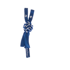 Rogz Dog Toy Cowboyz Jaw Gym Rope Toy Blue