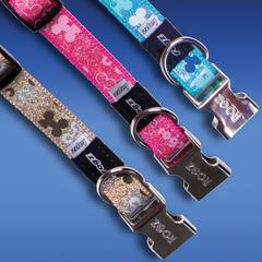 Rogz Dog Collar Lapz Trendy - XSmall Neck 5.5-8.25in