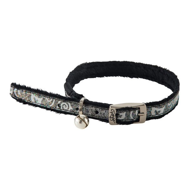 Rogz SparkleCat Pin Buckle Cat Collar Small