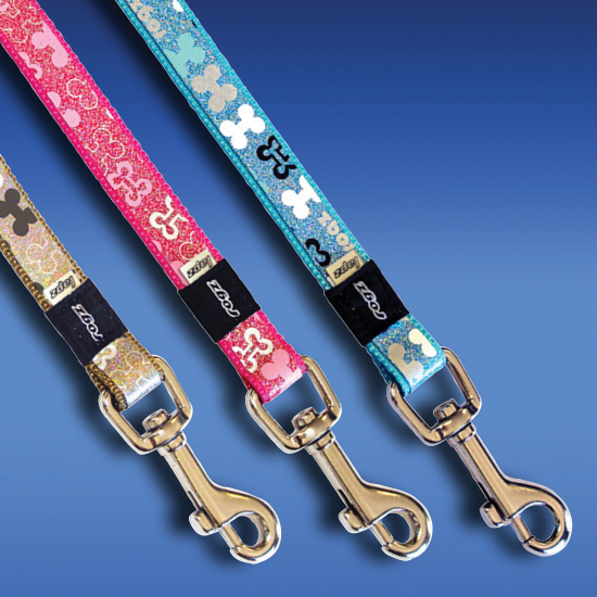 Dog Lead Lapz Trendy - Small 1.8m-6ft