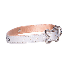 Lapz leads side release collar luna hb i ivory