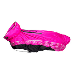 Rogz Dog Raincoat Reflective -11in Rainskinz
