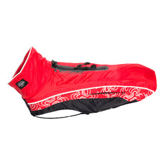 Clothing skinz rainskin r red