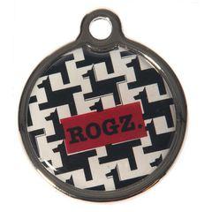 Rogz Dog Metal ID Tag - Small 0.8in