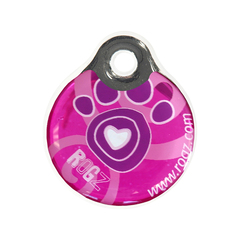 Id tag instant idr ca pinkpaw front