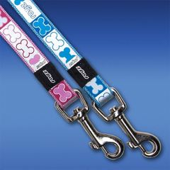 Rogz Pupz Dog Lead Reflecto 6ft - Xtra Small