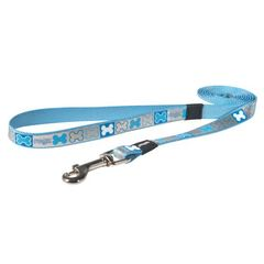 Pups leads h harness reflecto hll y blue